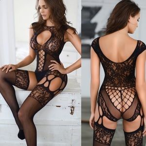 👯‍♀️ Amra Full Bodystocking